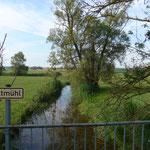 Start Richtung Bayerischer Wald an der Quelle der Altmühl