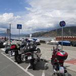 auf direktem Weg an die ligurische Küste