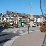 Malmedy in den Ardennen/Belgien