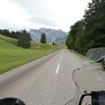 Schwägalp im Appenzeller Land