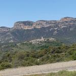 Blick auf Róda de Isábena