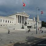 Wien, Parlamentsgebäude