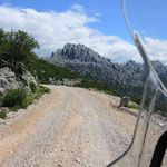 Aufstieg zum Mali Alan Pass