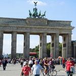 Berlin, das Brandenburger Tor