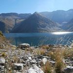am Lac de Grand Maison