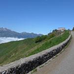 Aufstieg zum Col d'Aubisque