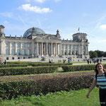 Berlin, der Reichstag