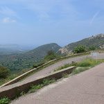 Erster Blick auf Calvi