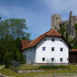 die Burg Weißenstein