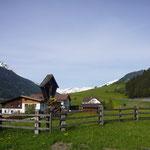 Aufstieg Ostrampe zum Arlberg