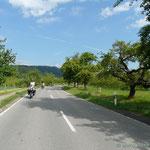 weiter geht' Richtung Sigmaringen