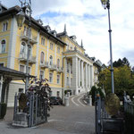 Grand Hotel im Kurpark in Levico Terme