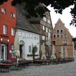 Wismar, Altstadt