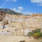eine der berühmtesten Marmorvorkommen in ganz Italien