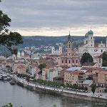 Passau mit der Donau