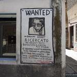 "die berühmten Wandmalereien (Murales) im ""Banditendorf"" Orgosolo"