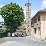 am Colla di Netto Richtung Aostatal