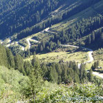 Anstieg zum Silvretta