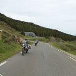 Anfaht auf den Col de Soulor