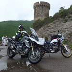 Tour um den Cap Corse mit dem ersten Genueser-Turm