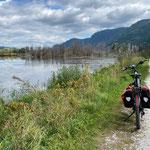 Radtour zum Bleistätter Moor
