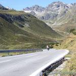 ...und weiter geht's zum Silvretta