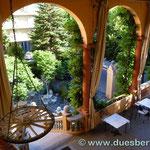 Ankunft im Hotel Andria in La Seu d'Urgell