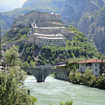 Forte di Bard im Aostatal