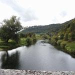 im oberen Donautal