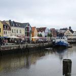Husum, Innenhafen