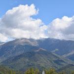 Blick in den Nationalpark Aigüestortes i Estany de Sant Maurici