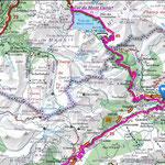 die 1. Tour zum Lac de Mont Cenis