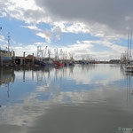 Büsum, Fischereihafen