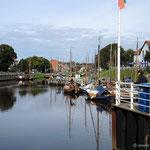 Carolinensiel Innenhafen