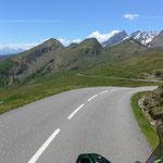 Abfahrt vom Col d'Aubisque mit Anfahrt zum Col du Soulor