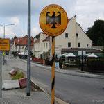 an der deutsch-polnischen Grenze