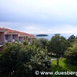 Hotelanlage Funtana