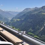 und es geht wieder heimwärts über den Gotthard