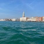 Auf nach Venedig mit dem Wasser-Bus