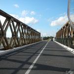 die Brücke nach Zingst-Darß