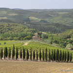 unterwegs in der Chianti Region