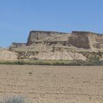 Das El Rallón Gebirge