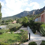 Hotel Les Restanques in Moustiers