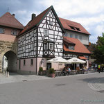 kleine Pause in Mülheim