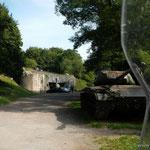 Lembach, Bunker an der Maginot-Linie. Die Führung durch die riesige Bunkeranlage ist absolut sehenswert