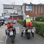Cuxhaven, sollen wir...  überlegt haben wir schon ;-)