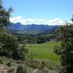 Blick von Esdolomada ins Isábenatal