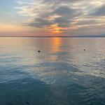 Lazise und die berühmten Sonnenuntergänge