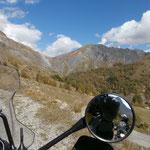 Auffahrt zum Col de Sarenne