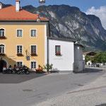 1. Übernachtung in Kematen bei Innsbruck